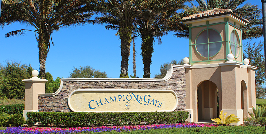 Champions Gate Vacation Homes Amp Real Estate Orlando Florida