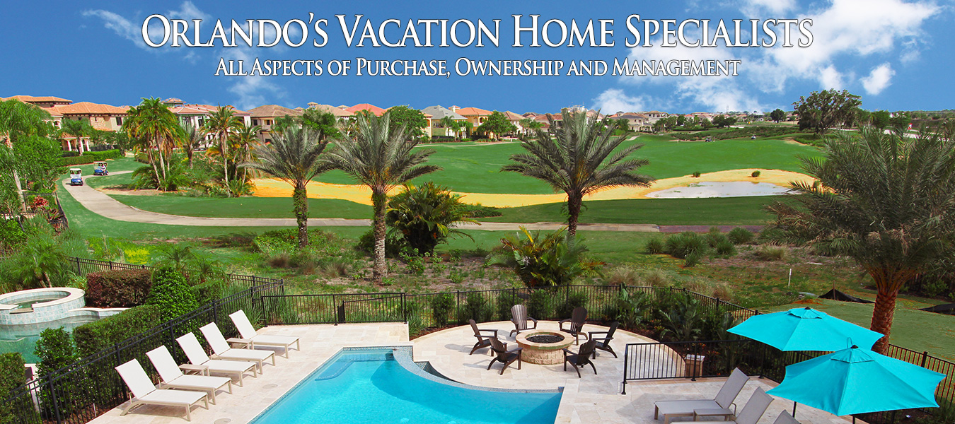 Orlando's Vacation Home Specialists
